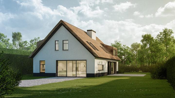 Op een unieke locatie in Warmond wordt een ensemble van prachtige villa's ontwikkeld. De villa's zijn aan een rustige laan gelegen. De tuinen grenzen aan het open water en worden voorzien van een privé haven.