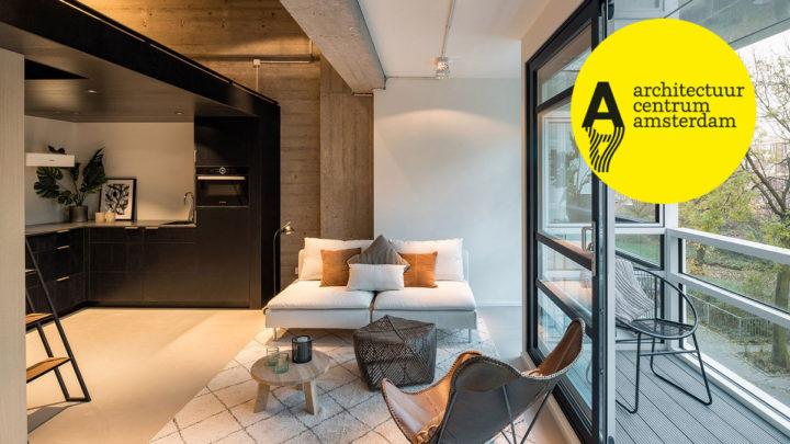 In lijn met het debat over de Amsterdamse Woningplattegrond (een initiatief van Arcam) ontwierp BNLA de Start Smart Urban Lofts. Het driedimensionale ontwerpen werd ingezet om in de appartementen van 35m2 zoveel mogelijk kwalitatieve woonruimte te creëren.