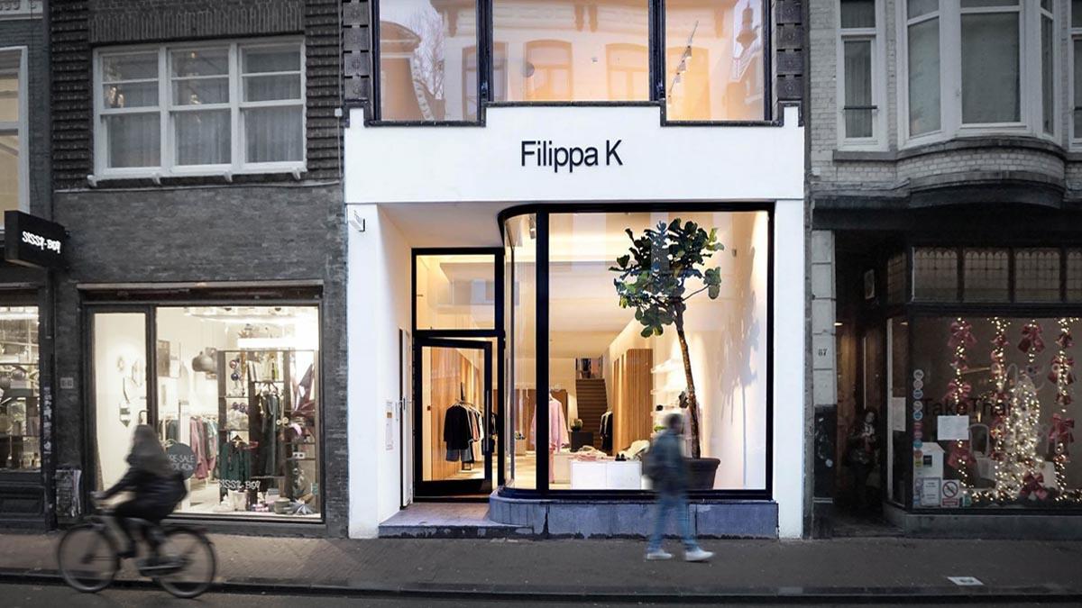 ontwerp winkel