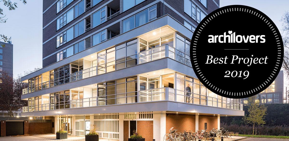 BNLA architecten nominatie best project 2019