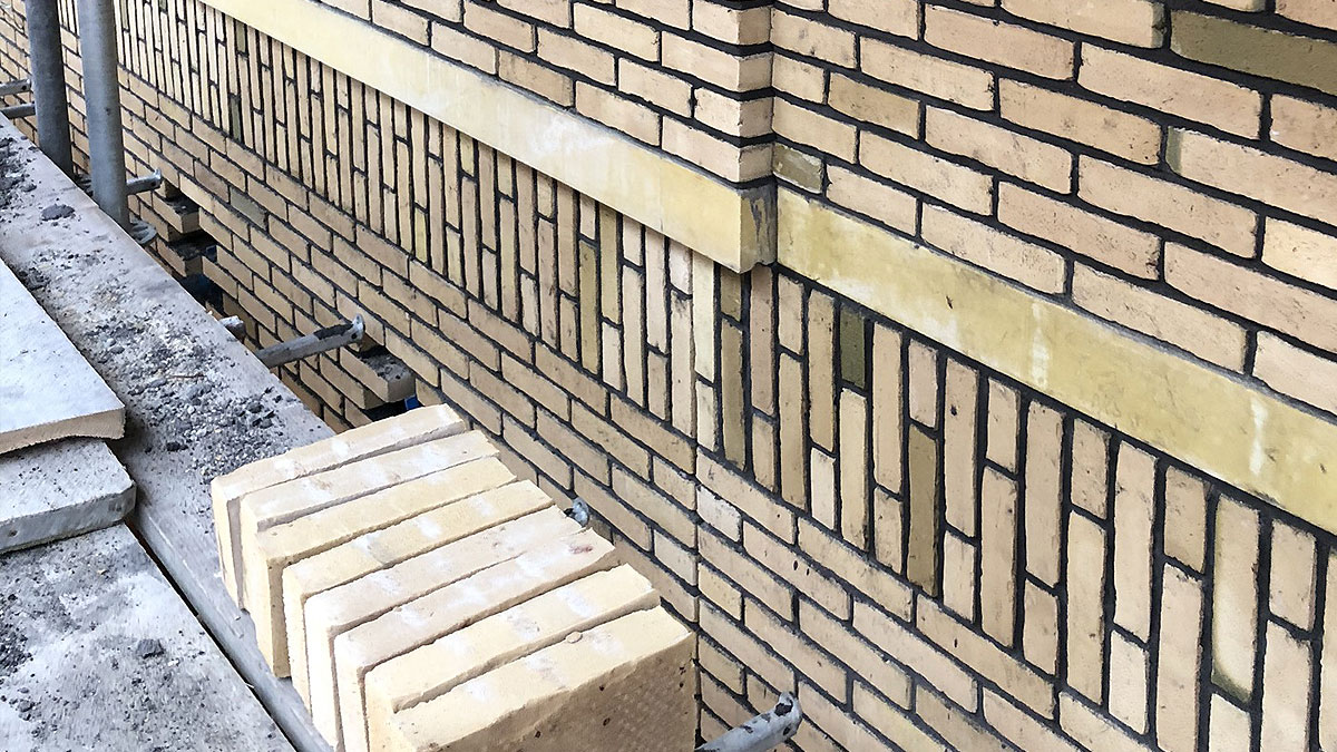 BNLA architecten architect woongebouw hoogwaardig metselwerk gevel