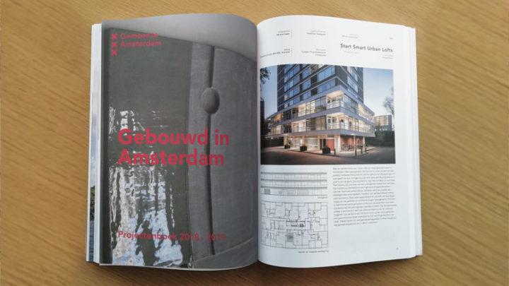 De StartSmart Urban Lofts zijn gepubliceerd in het boek 'Gebouwd in Amsterdam'. Het project is uniek, omdat het een partiële herbestemming betreft, die het gebouw en de buurt een impuls geeft, en qua vormgeving recht doet aan de originele compositie van de gevel.