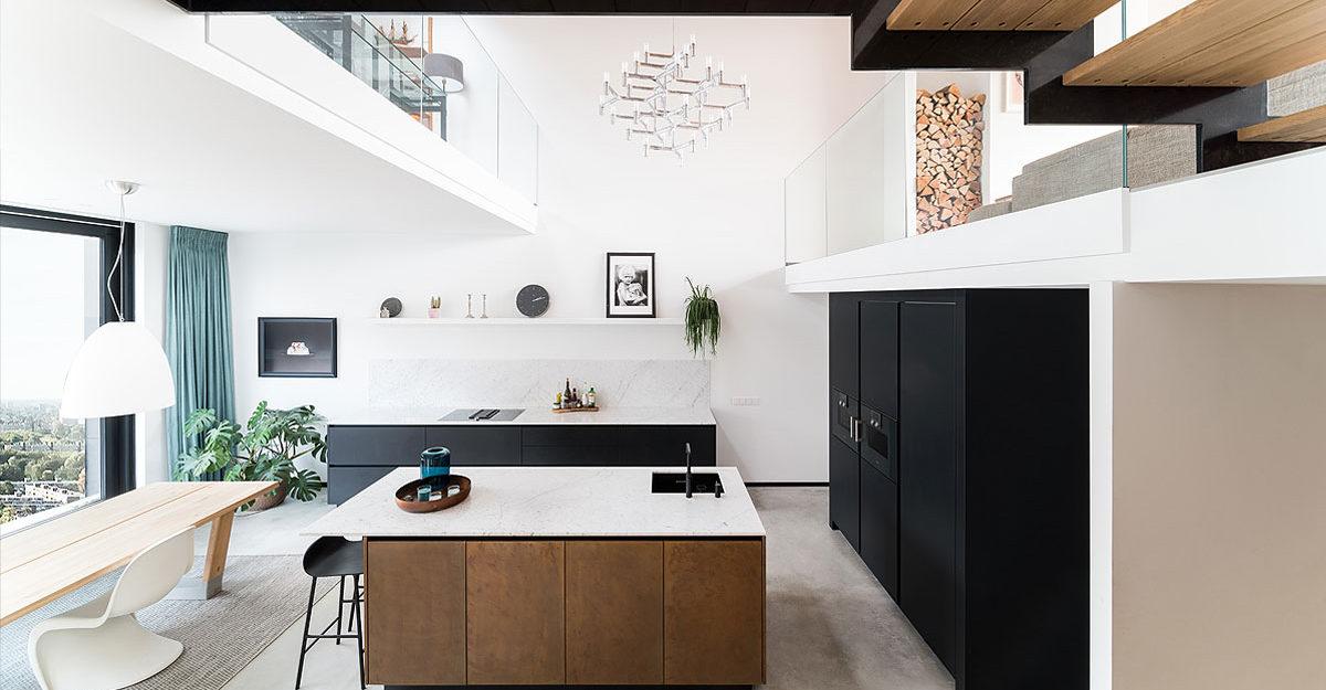 BNLA architecten hoogwaardig interieur afwerking materialisatie ontwerp architect