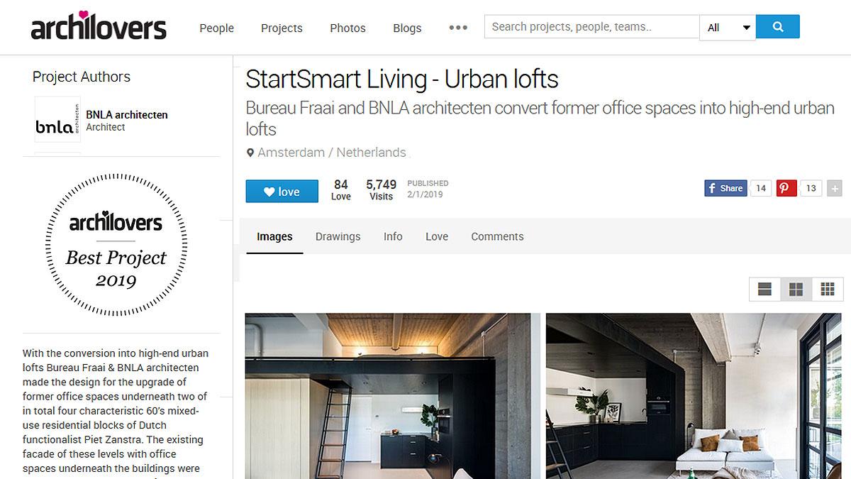 BNLA-architecten-urban-lofts-nominatie-beste-project-2019